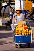 Orange Juice Seller - Sucre-1