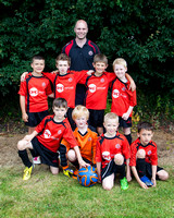 Honiton Town Under 7's 2013/14
